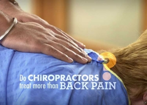 "Still photo from BC Chiropractic's ""Listen"" TV Commercial for the LetsTalkBack.ca website"