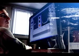 Dr. Jean-Sébastien Blouin TV commercial still frame
