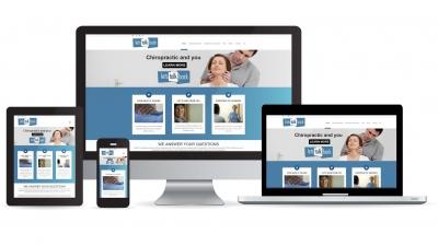 letstalkback website multidevice layout