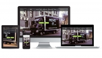 moveityvr website multidevice layout