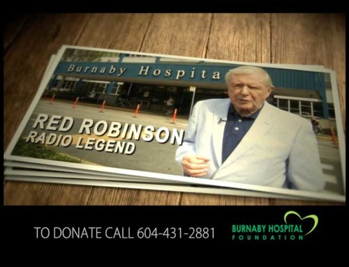 Burnaby Hospital Foundation-TV Commmercial