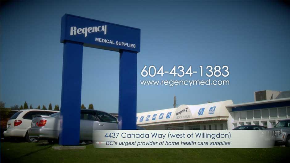 Regency Medical TV Commercial