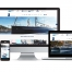 Yacht Sales West website multidevice layout